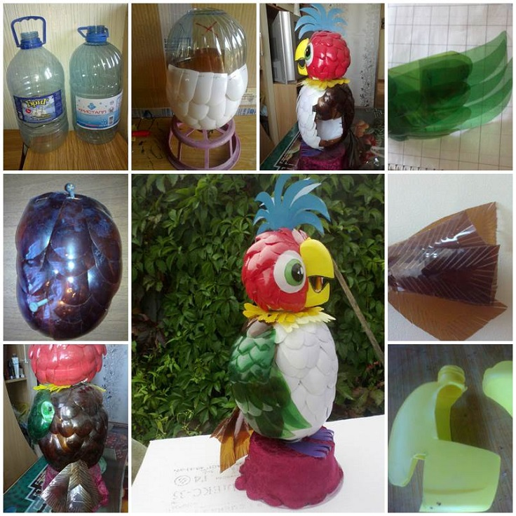 Top 10 imaginative diy projects with plastic bottles top for Diy plastic bottle
