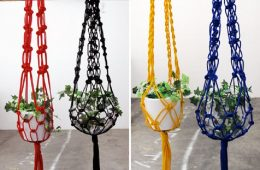 Top 10 Fancy Ideas for Macrame Hanging Planter | Top Inspired