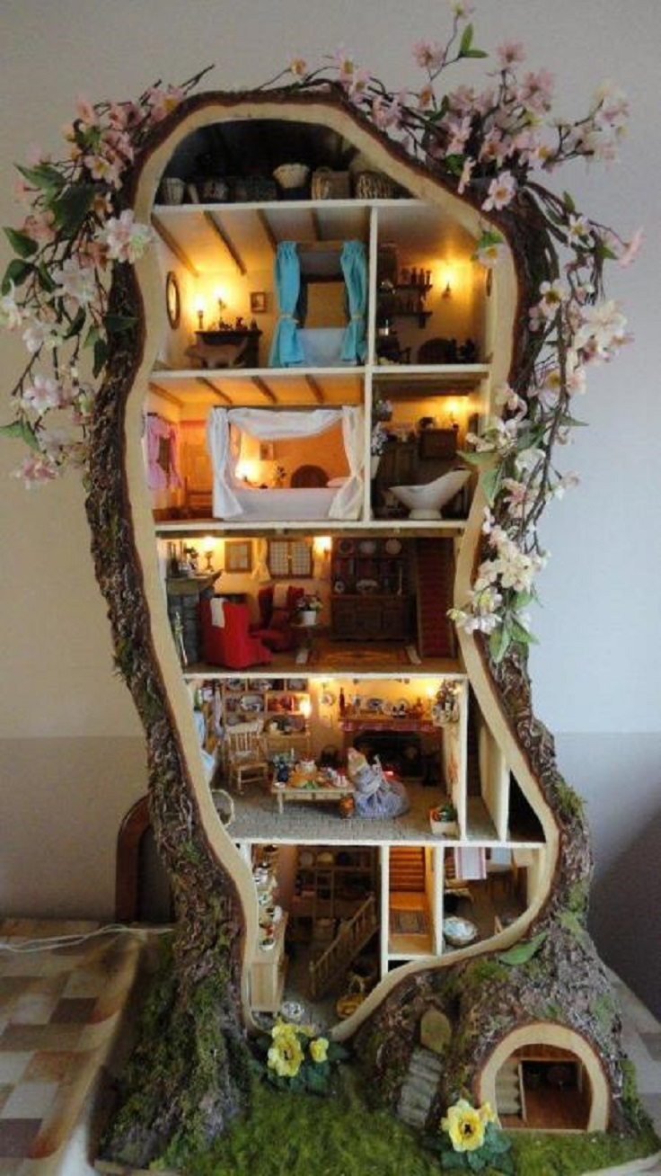 4-Little-fairy-house-woodwork-project
