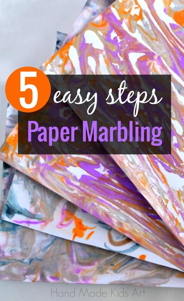 5-Easy-Steps-Paper-Marbling