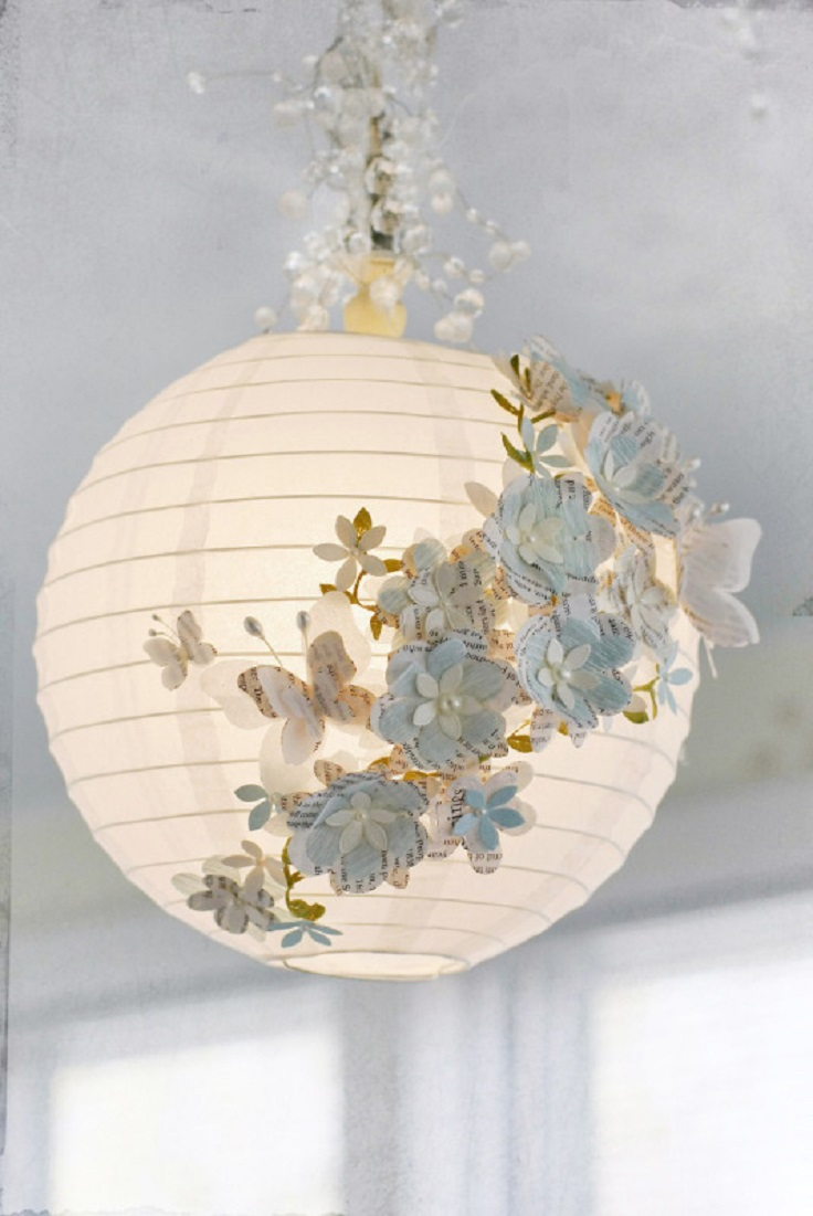 Top 10 Elegant DIY Paper Lanterns