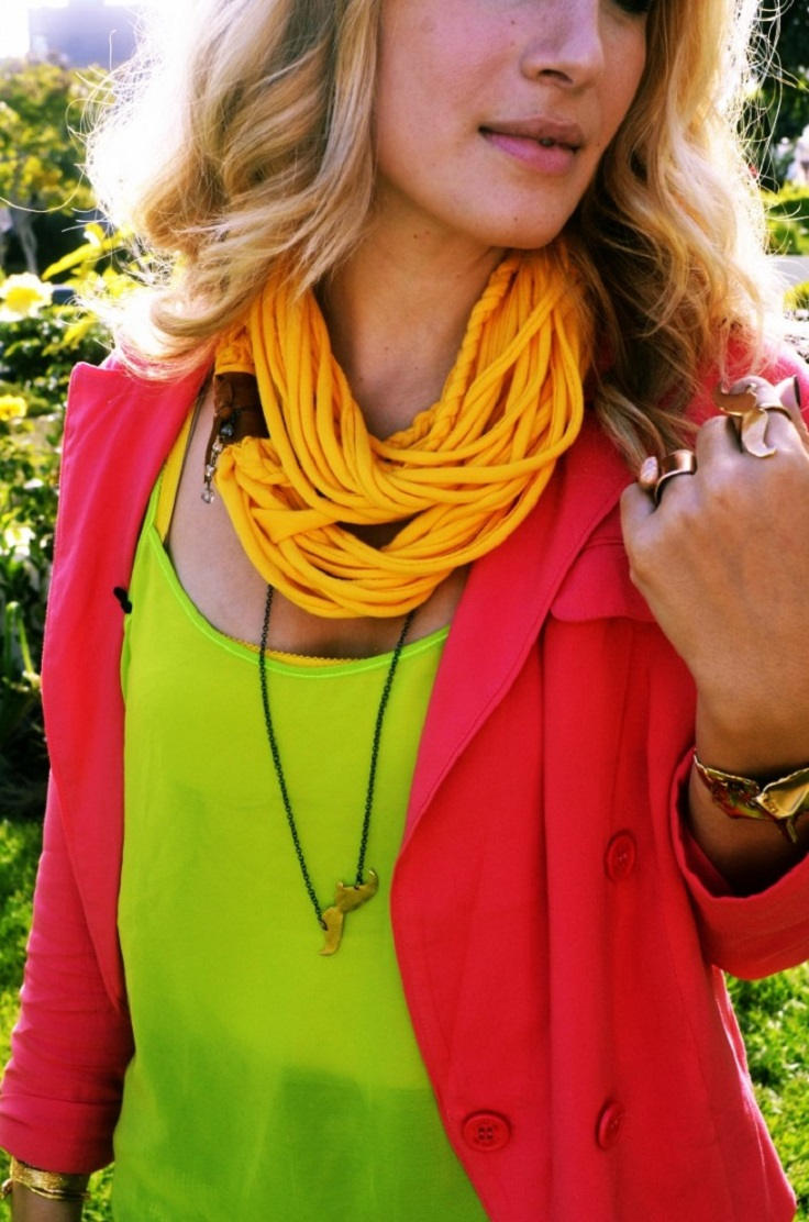 Top 10 T-Shirt Scarf Tutorials | Top Inspired