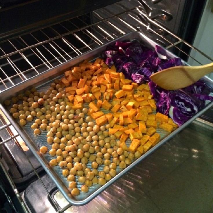 8-Steam-or-roast-vegetables
