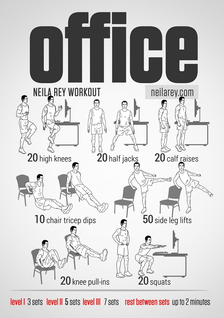 9-Simple-Office-Workout-Routine