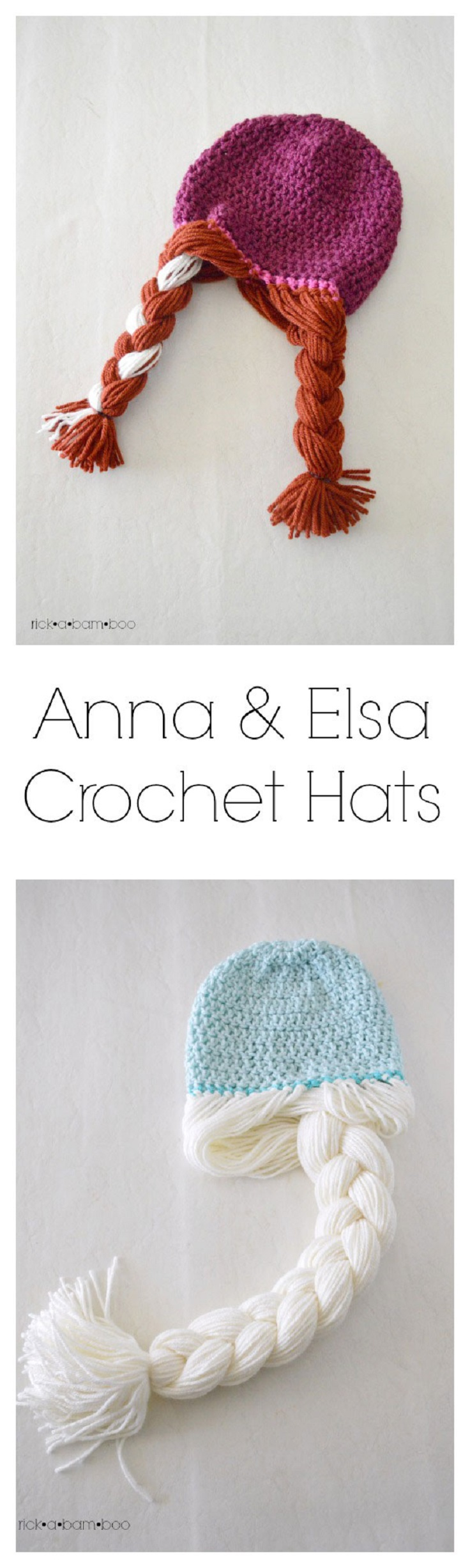 Crochet Pattern Anna Hat : TOP 10 Free Crochet Patterns Inspired by Disney