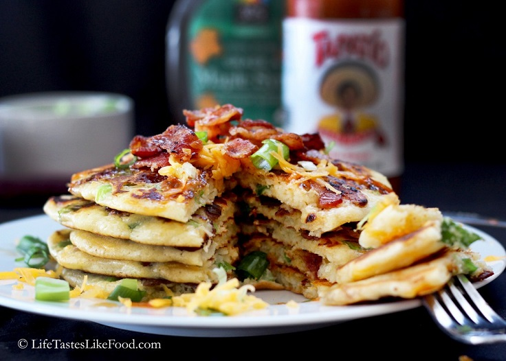 Top 10 Savory Pancake Recipes To Try For Breakfast