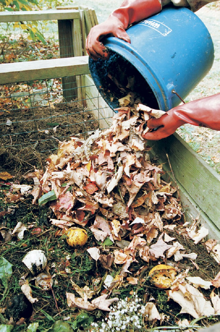 how to make a compost pile in your backyard 28 images Stinking Sewage Sewer Smell