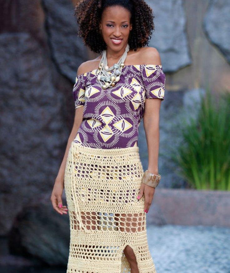 Caribbean-Skirt