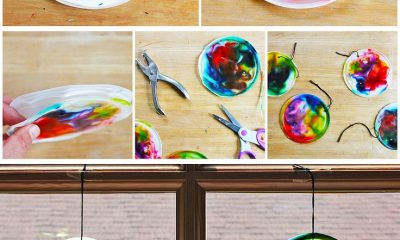 TOP 10 Cool DIY Suncatchers to Make This Spring | Top Inspired