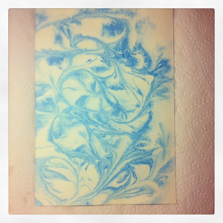 DIY-Marbled-Paper-with-Paste