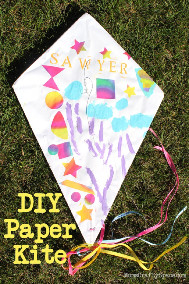 DIY-Paper-Kite