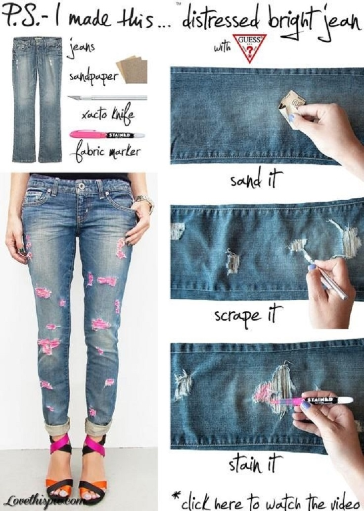 Distressed-Bright-Jeans