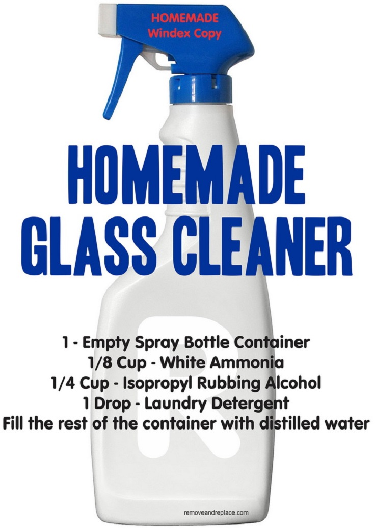 Top 10 Safe Homemade Glass Cleaners Top Inspired