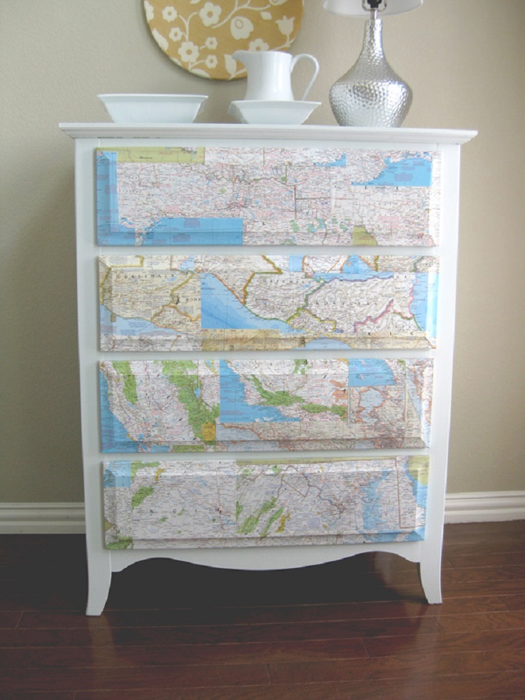 Top 10 clever ways to repurpose an old dresser - Diy decorating ...
