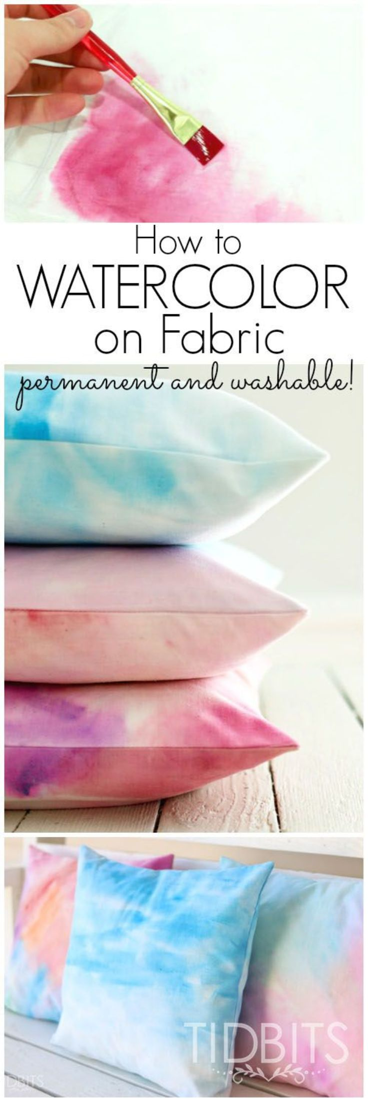 How-to-Watercolor-Paint-on-Fabric