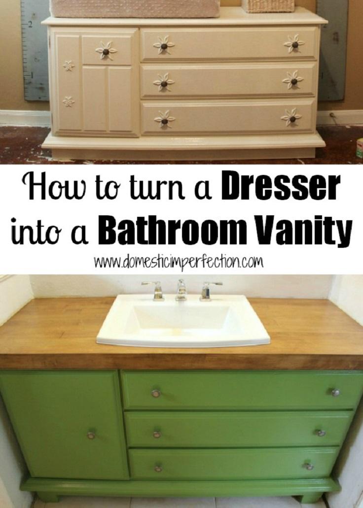 How-to-turn-Dresser-into-bathroom-Vanity