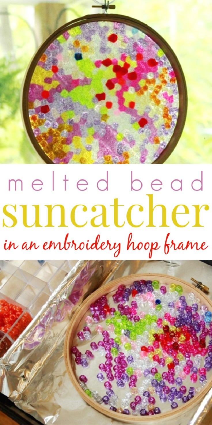 Make-plastic-bead-suncatchers-in-an-embroidery-hoop-frame