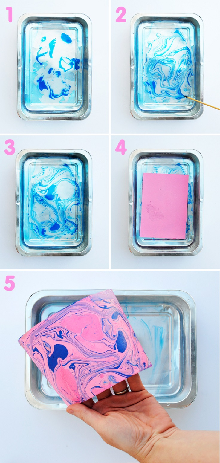 Marbling-Paint-Method