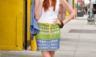 TOP 10 Fabulous Free Patterns For Crocheted Skirts | Top Inspired