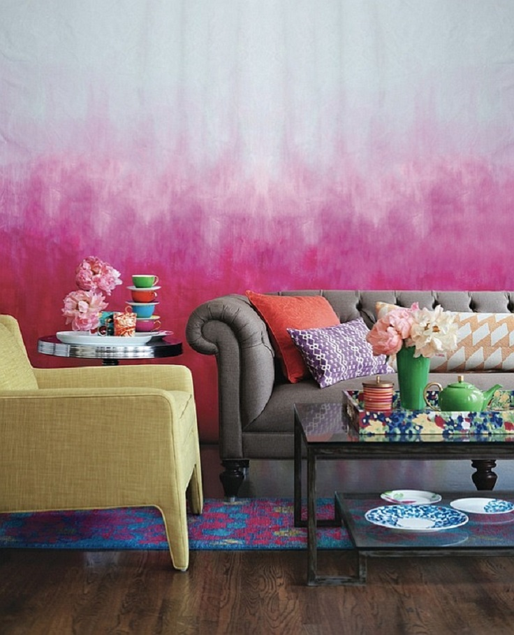 10 Ways to Add Color to Your Living Room This Spring