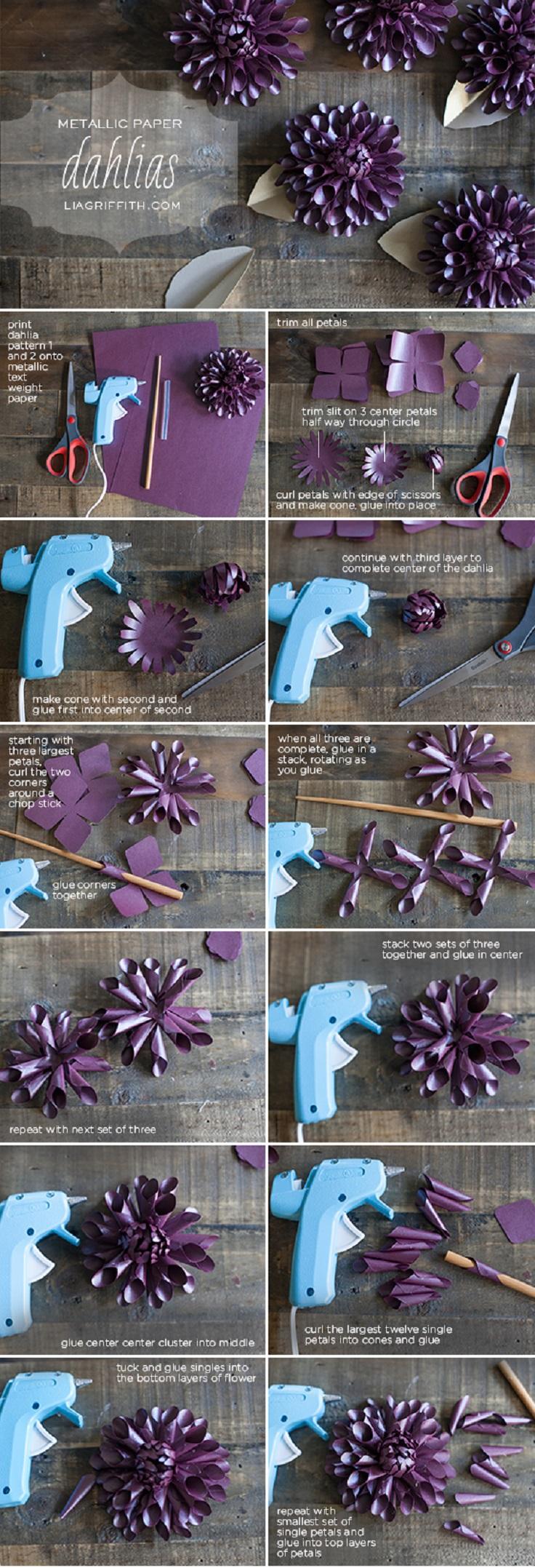 Plum-Paper-Dahlia-with-an-Irregular-Petal-Pattern