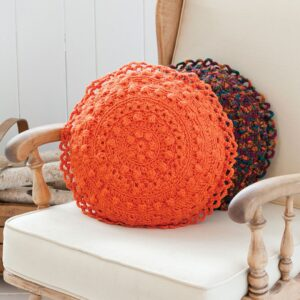 TOP 10 Free Patterns for Gorgeous Crocheted Pillows | Top Inspired