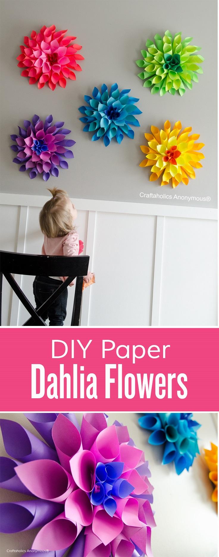 Rainbow-Paper-Dahlia-Flowers
