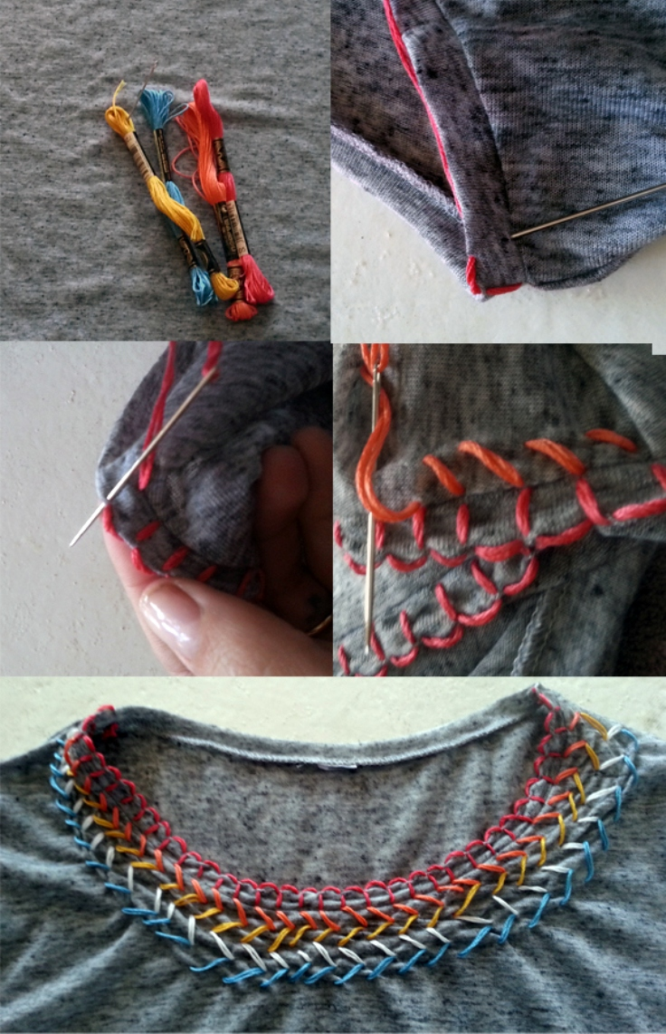 TOP 10 Fun Embroidered DIY Projects