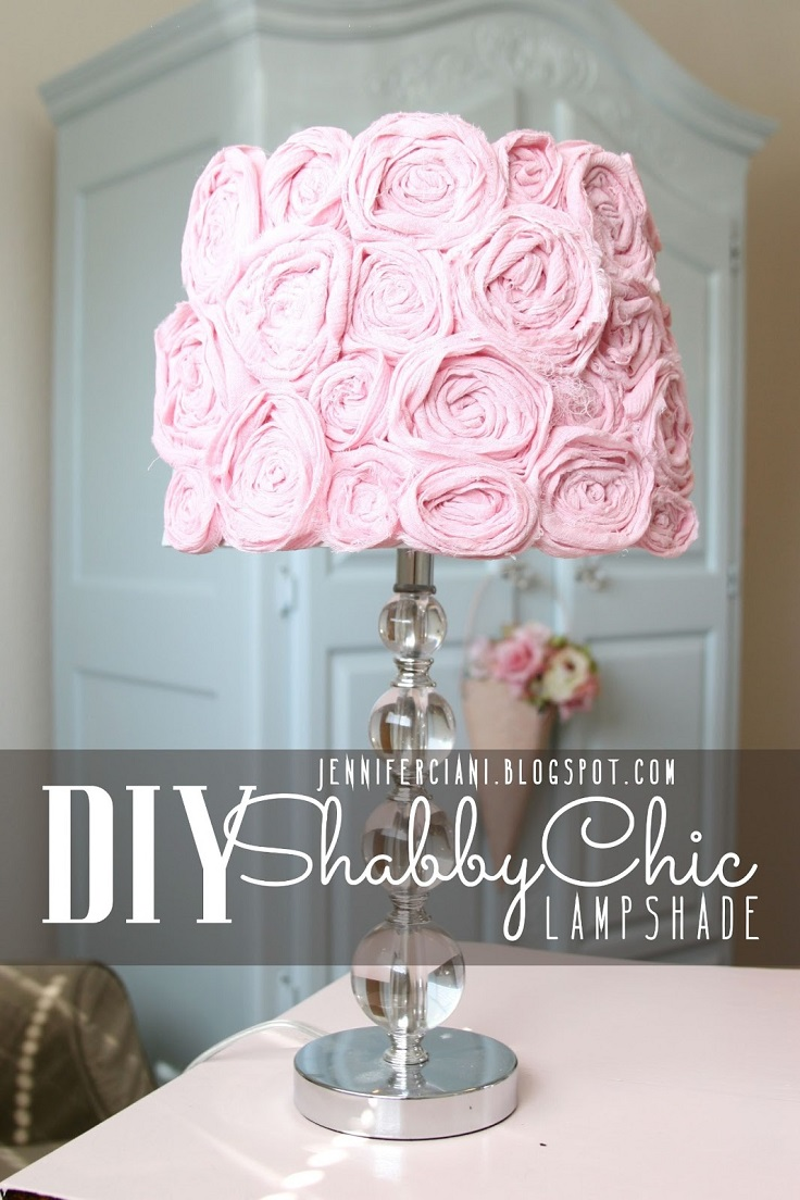 Diy shabby chic home decor - Top 10 Diy Shabby Chic Home Decor Ideas