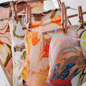 TOP 10 Fantastic Ways to Make Marbled Paper | Top Inspired