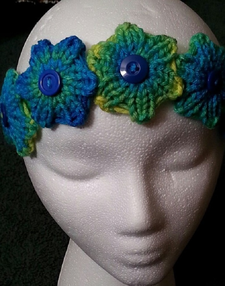 Small Flower Knitting Pattern : TOP 10 Free Flower Patterns to Knit This Spring - Top Inspired