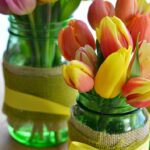 TOP 10 Ways To Make Mason Jar Flower Arrangements | Top Inspired