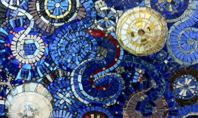 Top 10 Impressive Mosaic Projects for Your Garden | Top Inspired