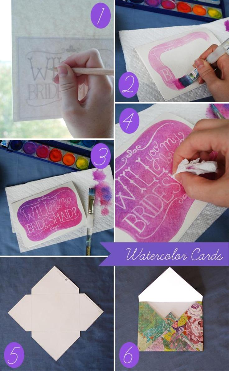 Watercolor-Will-You-Be-My-Bridesmaid-Cards