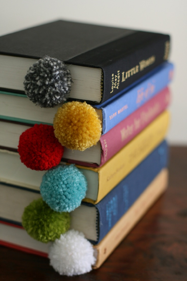 Yarn-Ball-Bookmark