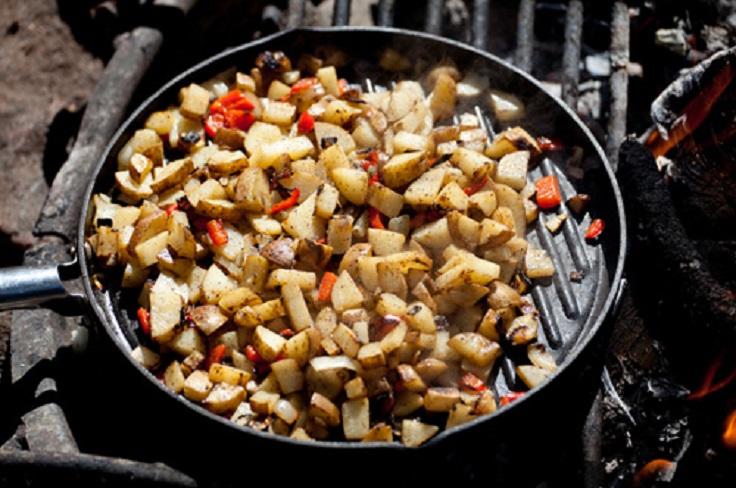campfire-potatoes