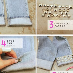 Top 10 DIY Clothing Embellishments | Top Inspired