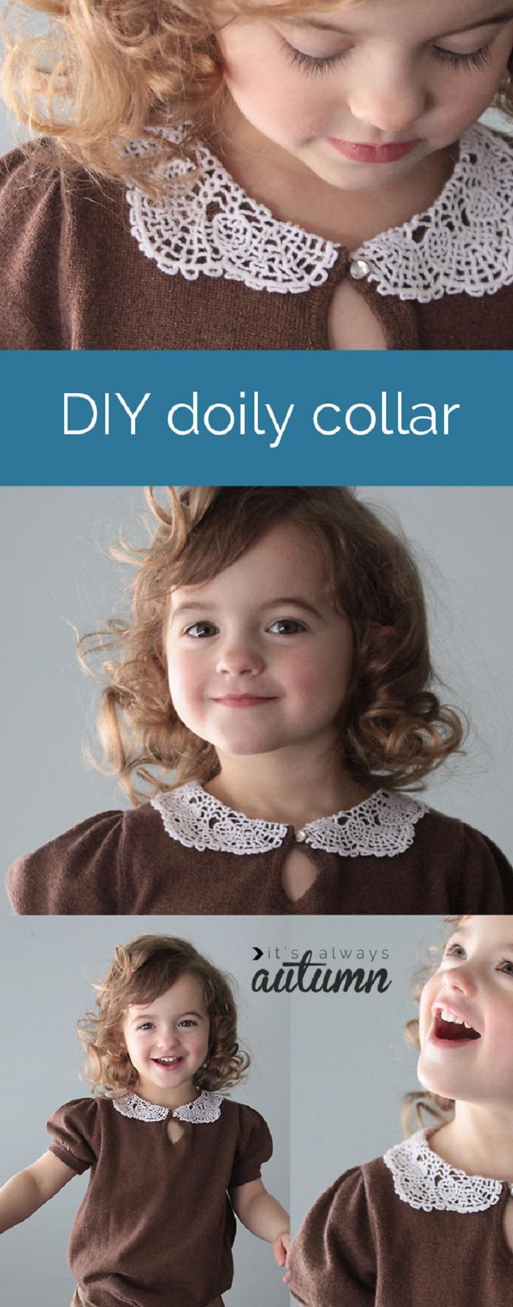 doily-collar