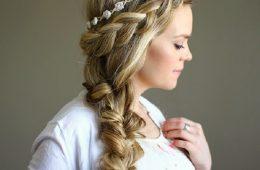 Top 10 DIY Easy Wedding Hairstyles | Top Inspired