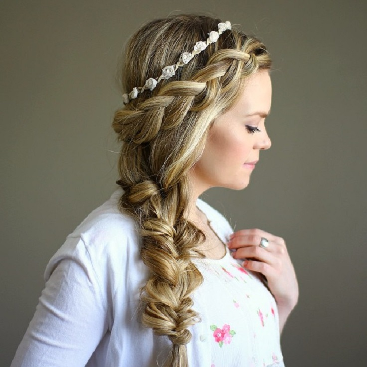 Wedding Hairstyles Diy: Top 10 DIY Easy Wedding Hairstyles