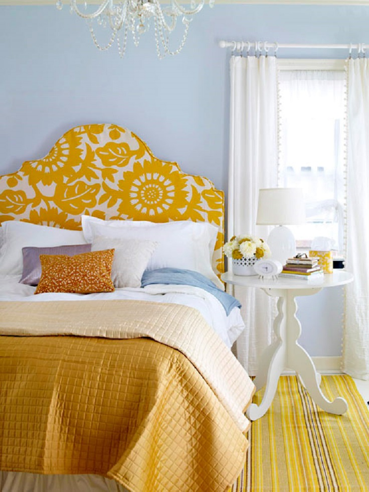 Top 10 Cheap and Chic DIY Headboard Ideas - Top Inspired
