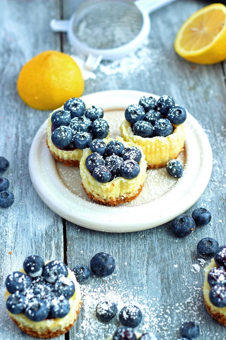 lemon-blueberry-cheesecake