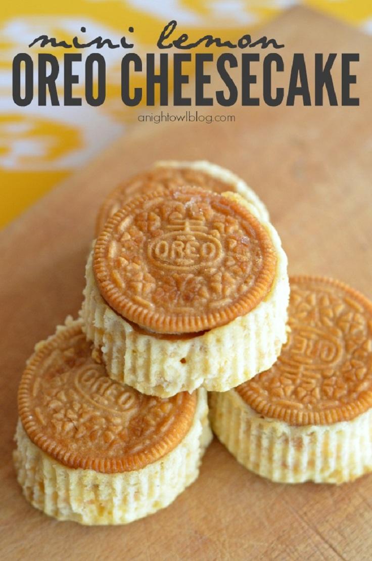 mini-lemon-oreo-cheesecake