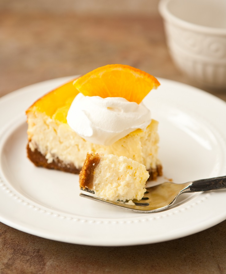 orange-cheesecake