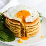 pancake-fried-egg
