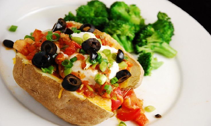 Top 10 Stuffed Baked Potato Recipes To Try