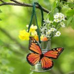 TOP 10 Ways to Make a Beautiful Homemade Butterfly Feeder | Top Inspired