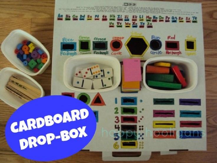 2-Cardboard-Drop-Box