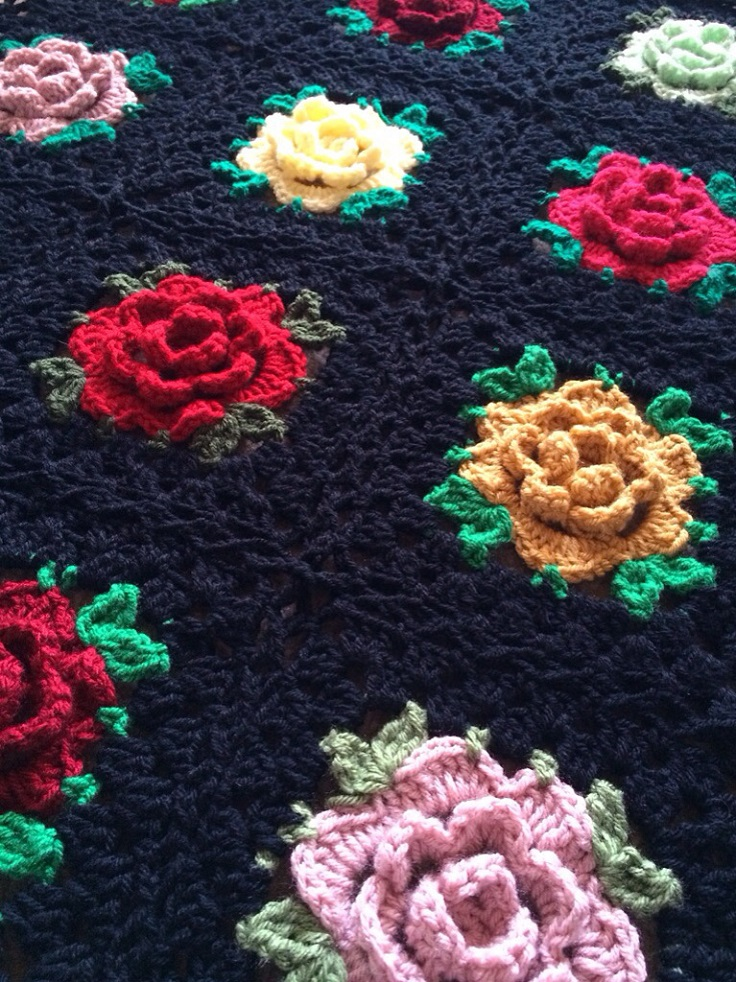 Top 10 Free Crochet Granny Square Patterns Top Inspired