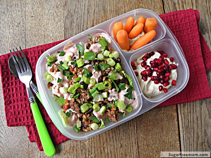 4-Healthy-Taco-Salad